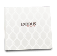 Exodus Déjà-Vu, The Book, a colection of images from the refugees crisis along History